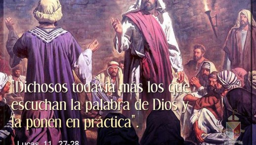 TEXTO, AUDIO Y VIDEO – Evangelio 08 de Octubre 2016