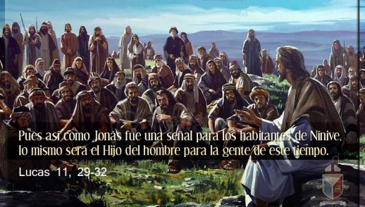 TEXTO, AUDIO Y VIDEO – Evangelio 10 de Octubre 2016
