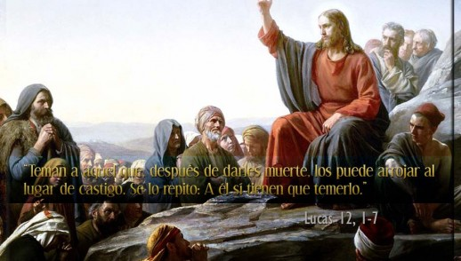 TEXTO, AUDIO Y VIDEO – Evangelio 14 de Octubre 2016