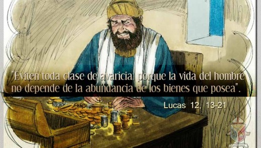 TEXTO, AUDIO Y VIDEO – Evangelio 17 de Octubre 2016