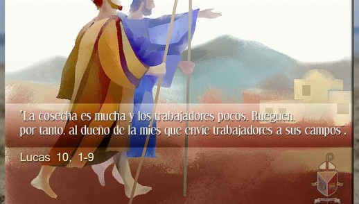 TEXTO, AUDIO Y VIDEO – Evangelio 18 de Octubre 2016