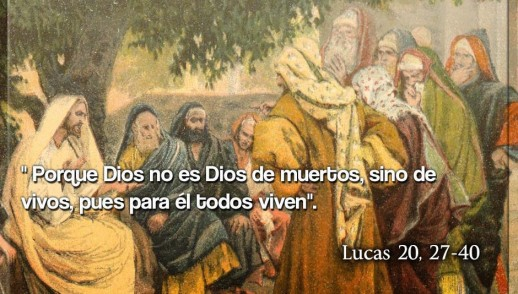TEXTO, AUDIO Y VIDEO – Evangelio 19 de Noviembre 2016