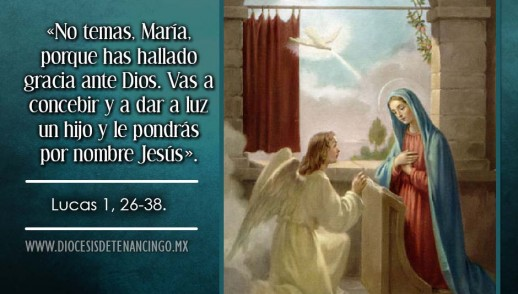 TEXTO, AUDIO Y VIDEO – Evangelio 20 de Diciembre 2016
