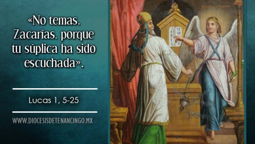 TEXTO, AUDIO Y VIDEO – Evangelio 19 de Diciembre 2016