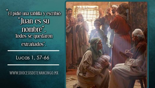 TEXTO, AUDIO Y VIDEO – Evangelio 23 de Diciembre 2016