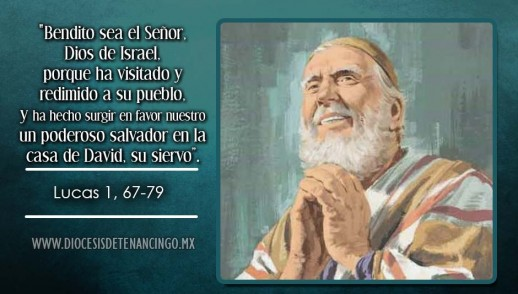 TEXTO, AUDIO Y VIDEO – Evangelio 24 de Diciembre 2016