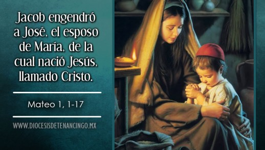 TEXTO, AUDIO Y VIDEO – Evangelio 17 de Diciembre 2016