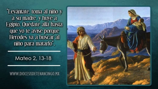 TEXTO, AUDIO y VIDEO – Evangelio 28 de Diciembre 2016