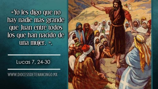 TEXTO, AUDIO Y VIDEO – Evangelio 15 de Diciembre 2016