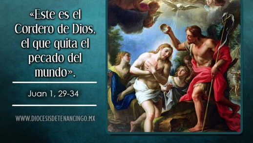 TEXTO, AUDIO y VIDEO – Evangelio 15 de Enero 2017