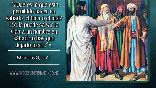 TEXTO, AUDIO y VIDEO – Evangelio 18 de Enero 2017