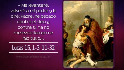 TEXTO, AUDIO y VIDEO – Evangelio 18 de Marzo 2017