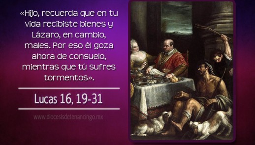 TEXTO, AUDIO y VIDEO – Evangelio 16 de Marzo 2017