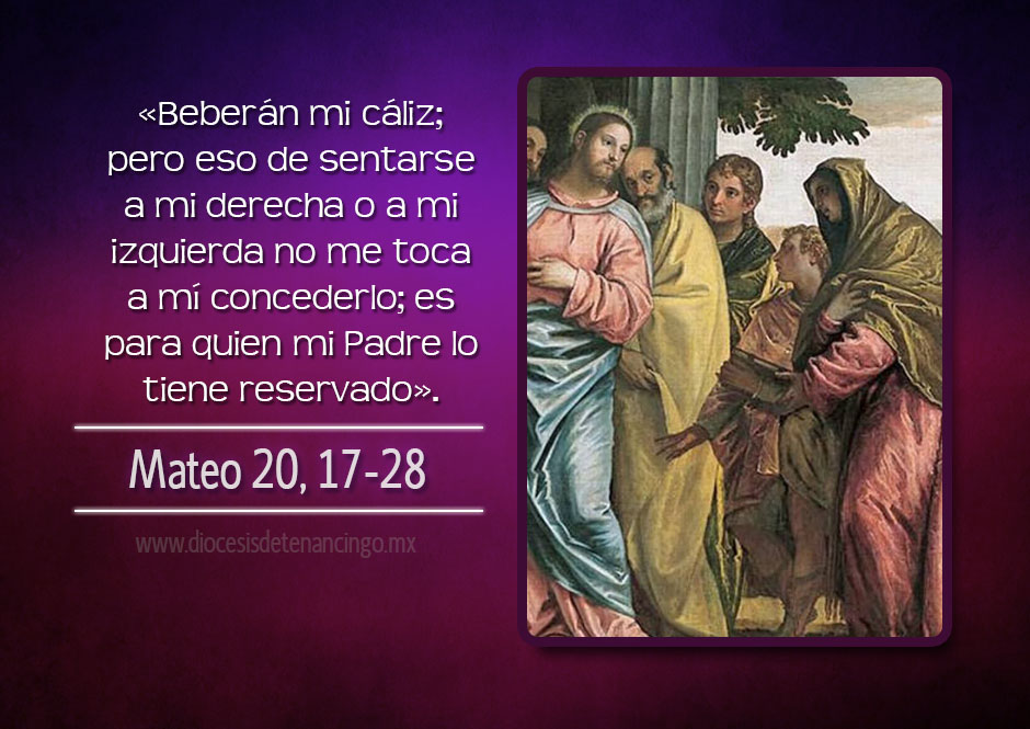 TEXTO, AUDIO y VIDEO – Evangelio 15 de Marzo 2017