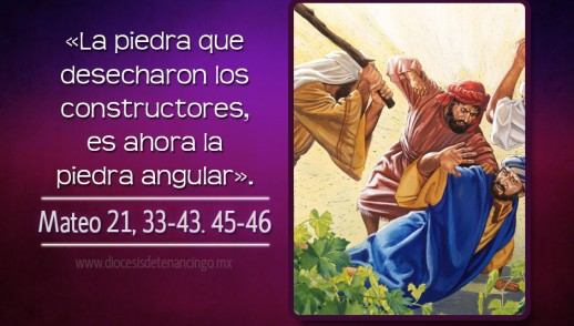 TEXTO, AUDIO y VIDEO – Evangelio 17 de Marzo 2017