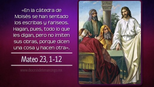 TEXTO, AUDIO y VIDEO – Evangelio 14 de Marzo 2017