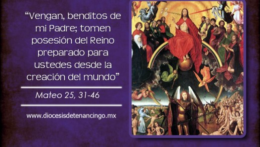 TEXTO, AUDIO y VIDEO – Evangelio 06 de Marzo 2017