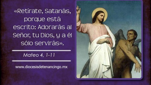 TEXTO, AUDIO y VIDEO – Evangelio 05 de Marzo 2017