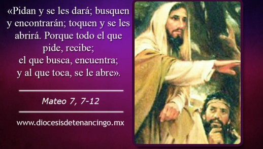 TEXTO, AUDIO y VIDEO – Evangelio 09 de Marzo 2017