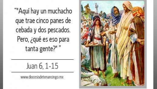 TEXTO, AUDIO y VIDEO – Evangelio 28 de Abril 2017