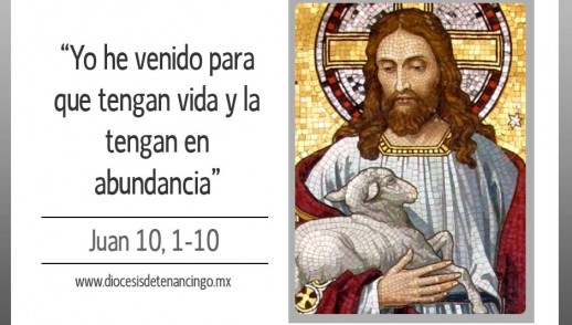 TEXTO, AUDIO y VIDEO – Evangelio 07 de Mayo 2017