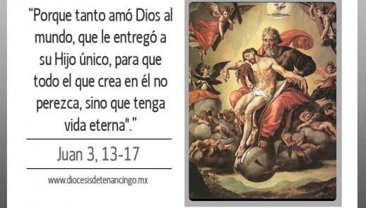 TEXTO, AUDIO y VIDEO – Evangelio 03 de Mayo 2017
