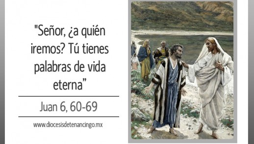 TEXTO, AUDIO y VIDEO – Evangelio 06 de Mayo 2017