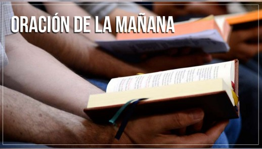 [ TEXTO y AUDIO ] – Oración de laudes 08 de Abril 2018