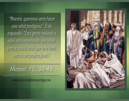 TEXTO, AUDIO y VIDEO – Evangelio 24 de Julio 2017