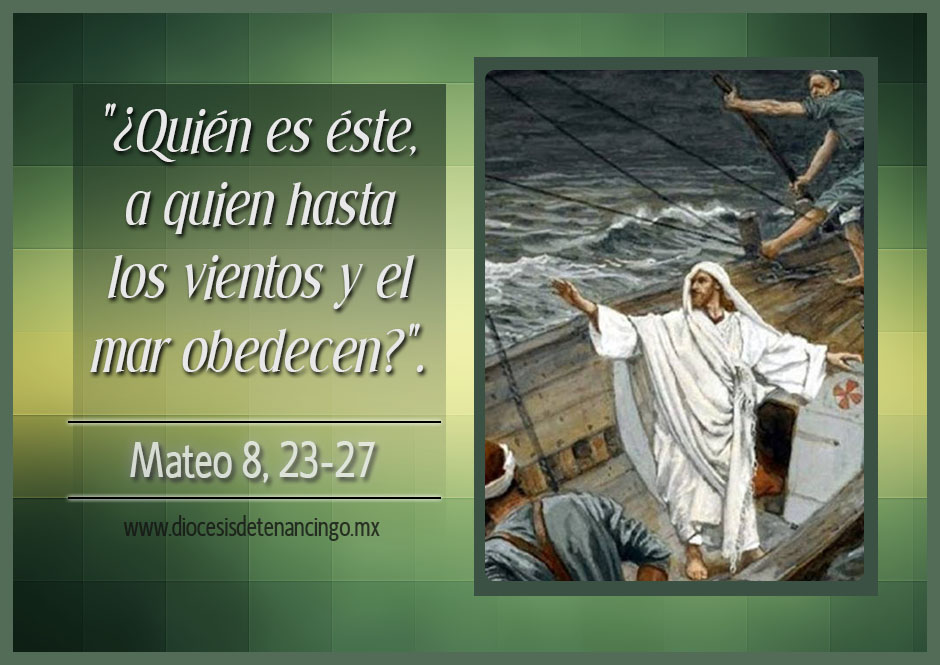 TEXTO, AUDIO y VIDEO – Evangelio 04 de Julio 2017