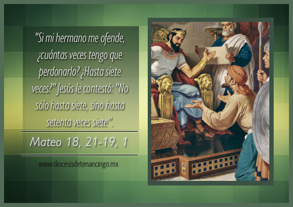TEXTO, AUDIO y VIDEO – Evangelio 17 de Agosto 2017