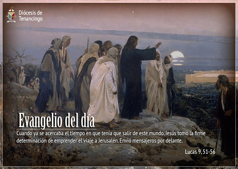 TEXTO, AUDIO y VIDEO – Evangelio 03 de Octubre 2017