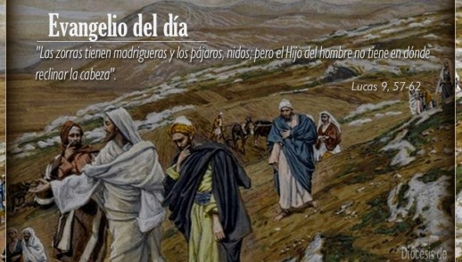 TEXTO, AUDIO y VIDEO – Evangelio 04 de Octubre 2017