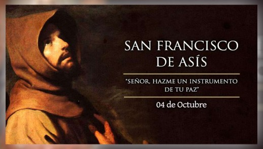 [ TEXTO, AUDIO y VIDEO ] el Santo del día. San Francisco de Asís