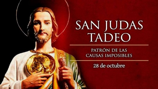 [ TEXTO, AUDIO y VIDEO ] Santo del Día, San Judas Tadeo