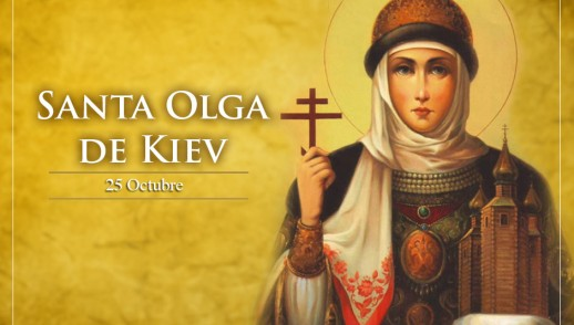 [ TEXTO, AUDIO y VIDEO ] Santo del Día, Santa Olga de Kiev