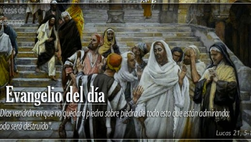 TEXTO, AUDIO Y VIDEO – Evangelio 28 de Noviembre 2017