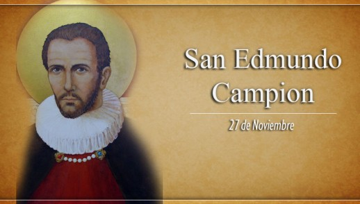 [ TEXTO, AUDIO y VIDEO ] Santo del día – San Edmundo Campion
