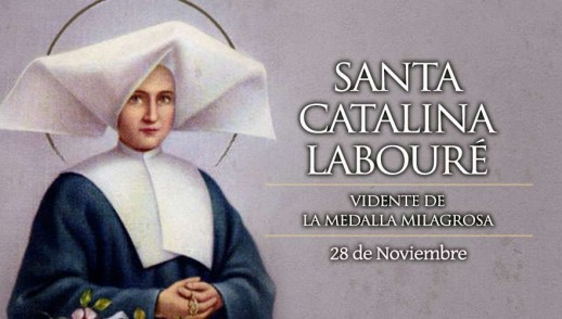 [ TEXTO, AUDIO y VIDEO ] Santo del día – Santa Catalina Laboure