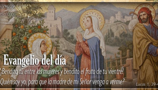 TEXTO, AUDIO Y VIDEO – Evangelio 21 de Diciembre 2017