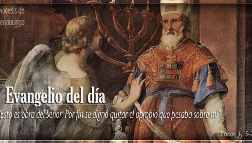 TEXTO, AUDIO Y VIDEO – Evangelio 19 de Diciembre 2017