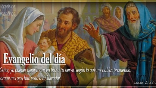 TEXTO, AUDIO Y VIDEO – Evangelio 29 de Diciembre 2017