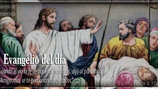TEXTO, AUDIO Y VIDEO – Evangelio 11 de Diciembre 2017