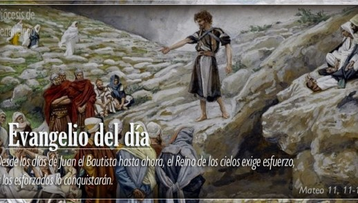 TEXTO, AUDIO Y VIDEO – Evangelio 14 de Diciembre 2017