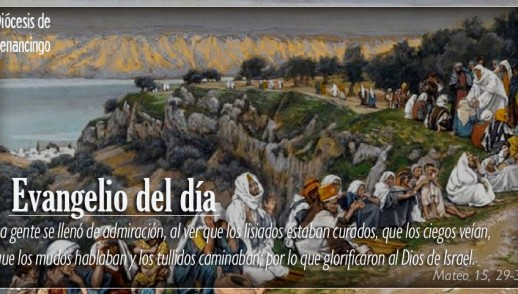 TEXTO, AUDIO Y VIDEO – Evangelio 06 de Diciembre 2017