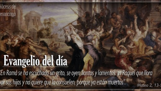 TEXTO, AUDIO Y VIDEO – Evangelio 28 de Diciembre 2017