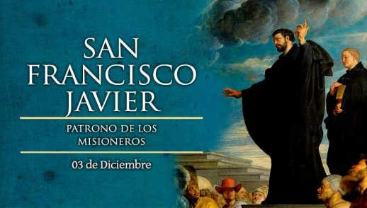 [ TEXTO, AUDIO y VIDEO ] Santo del día – San Francisco Javier