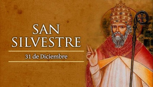 [ TEXTO, AUDIO y VIDEO ] Santo del día – San Silvestre