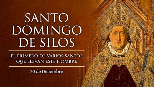 [ TEXTO, AUDIO y VIDEO ] Santo del día – Santo Domingo de Silos, Santo Abad