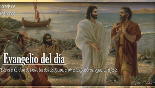TEXTO, AUDIO Y VIDEO – Evangelio 14 de Enero 2018